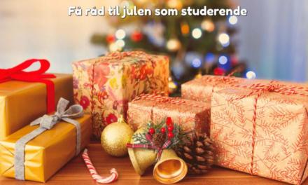 Få råd til julen som studerende